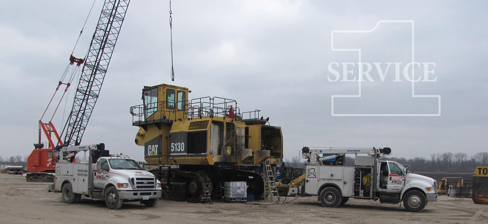 Heavy Equipment Maintenance : Heavy equipment service car interior design